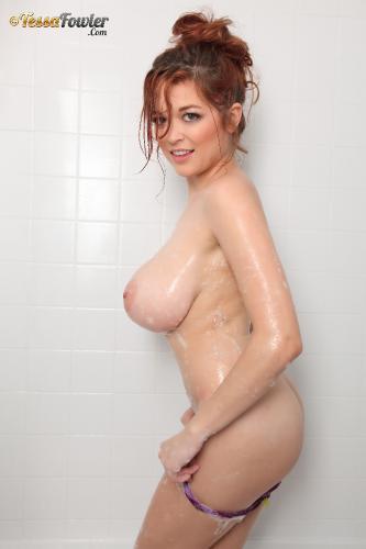 Tessa Fowler - Beige Shower Cami - Set 3