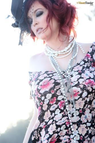 Tessa Fowler - Classic Sunset - BTS