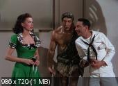 Увольнение в город / On the Town (1949)