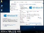 Windows 10 Pro x64 v.1511 Update June 2016 by Generation2 (MULTi-7/RUS)