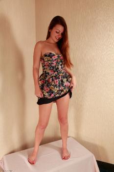 20 2014-01-04 Upskirts And Panties 4 Cali Hayes