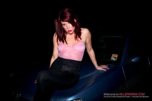 Roxy Foxx_A Dogging Spunk Up